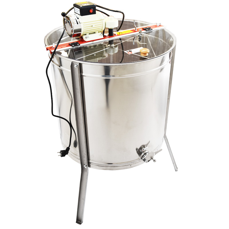 Electric 4 frame honey extractor Ø 64 cm - Swiss Biene